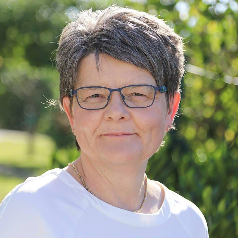 Irene Gorycka - Pflegedienstleitung Seniorenheimat Schuppert